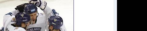 Hockey sobre hielo:Los leones de Finlandia van por el oro