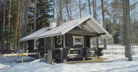 Arquitectura del sauna finlandes