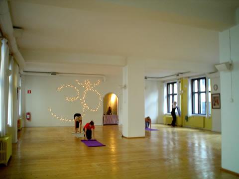 Escuela de Ashtanga yoga en Helsinki