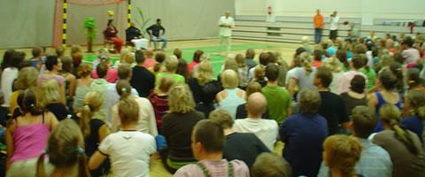 Ashtanga Yoga: Sri Krishna Patthabi Jois  en Helsinki