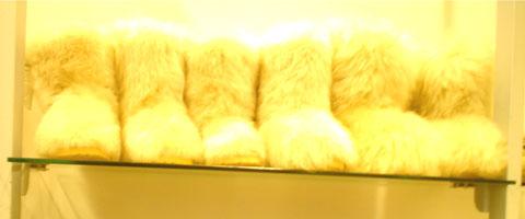 Botas de invierno trendi
