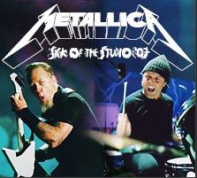 Metallica en Helsinki: Entradas agotadas