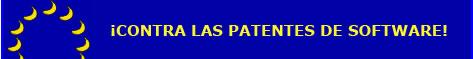 No a las patentes de software !