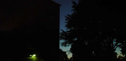 Helsinki 1:38 de la madrugada