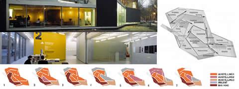 GFZK2 Galeria en Leipzig