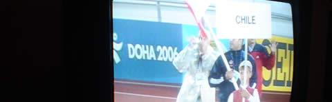 Chile en el mundial de atletismo 2005