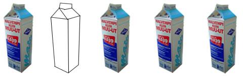 Oferta en la leche